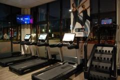 """Life fitness loopbanden met 21"""" HD-schermen"""