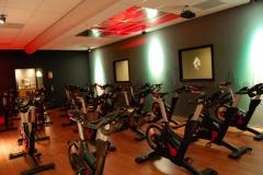 Indoor Cycling met IC7 Bikes van Life Fitness